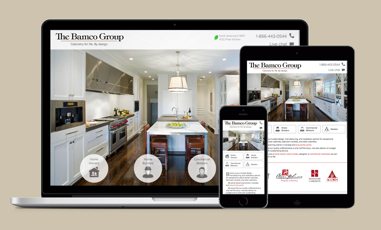 web site app development design portfolio reimer reason website features